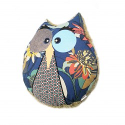 coussin hibou f