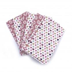 Lot de 6 serviette de table