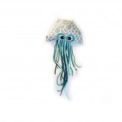 coussin méduse