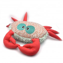 coussin crabe